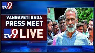 LIVE: Vangaveeti Radha press meet..