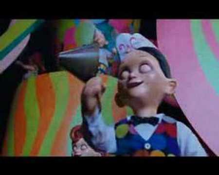 Willi Wonka Bergrüßungssong