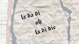 Nessa Barrett - la di die (feat. jxdn) [Official Lyric Video]