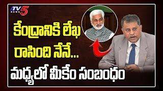 TV5 Murthy about SEC Ramesh Kumar reaction on letter to Am..