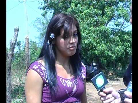 La mujer más longeva de Argentina vive en Bernardo de Irigoyen, Misiones (16/set/2010) .avi