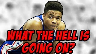 Proof Markelle Fultz's Game Is Officially BROKEN