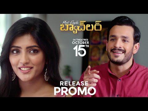 Most Eligible Bachelor release promos- Akhil Akkineni, Pooja Hegde