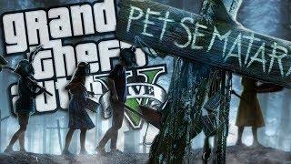 THE NEW PET SEMATARY MOVIE MOD (GTA 5 PC Mods Gameplay)