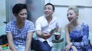[8VBIZ] - Trường Giang tất bật, Trấn Thành luyện tập cật lực trong hậu trường liveshow Chí Tài