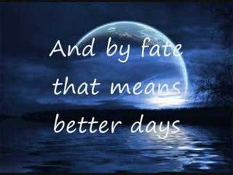 Better Days - Dianne Reeves (with lyrics)
