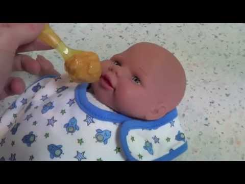 Comment nourrir un bébé ?