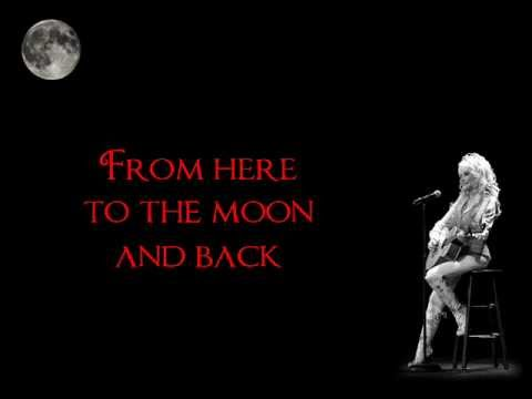 Dolly Parton - From Here to the Moon and Back (with Lyrics)
