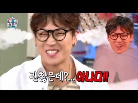 JaeBumie GOT7 eating compilation