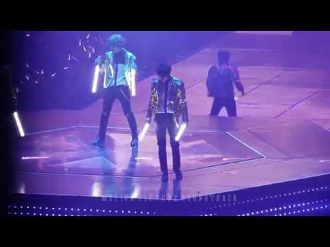 150307 EXOPLANET 2 - The EXO'luXion in Seoul El Dorado KAI