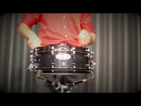 Jesse Sieff Demonstrates the Grover Pro G3T Snare Drum