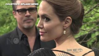 """Angelina Jolie INTERVIEW 