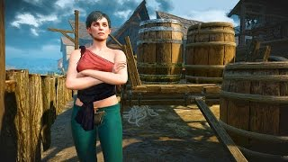 Spread My Legs for You? Geralt Saves She-Elf in Novigrad... Again... (Witcher 3)