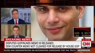 Rep. Matt Gaetz Appears on CNN to Discuss the Memo - February 2, 2018