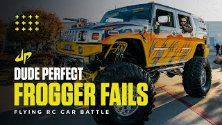 RC Frogger Fails