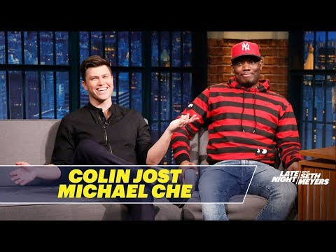 Michael Che and Colin Jost Review Their Rejected SNL Sketches