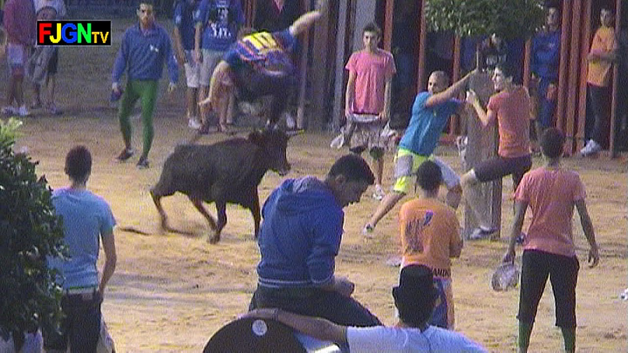 Becerras - Festa La Vila 2013 - La Vilavella