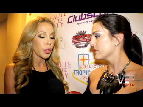 VIPTV Interviews - Lisa Hochstein - YouTube