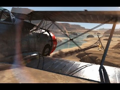World of Warplanes — Трейлер к Игромиру (HD)