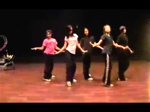 f(x) - LA chA TA mirrored dance practice
