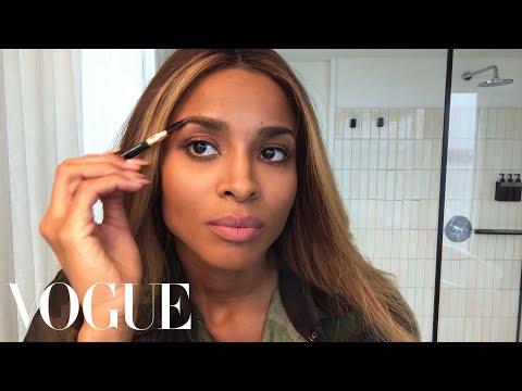 Ciara's Day-to-Night Makeup Refresh | Beauty Secrets | Vogue