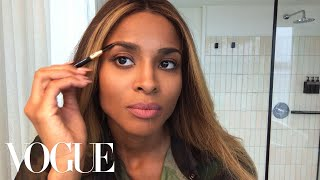 Ciara's Day-to-Night Makeup Refresh | Beauty Secrets | Vogue