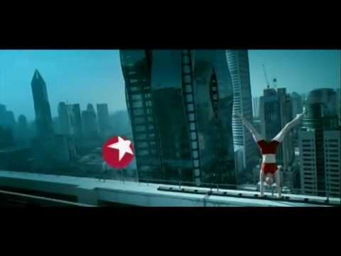 Gymnastic - RED Series TV commercial for Dragon TV