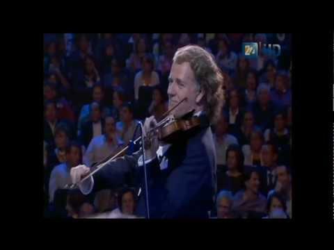 Danubio Azul - Andre Rieu en concierto, Fiesta Mexicana HD