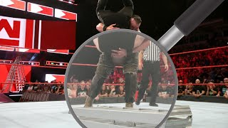 Things You Might Have Missed From WWE RAW (June 11)