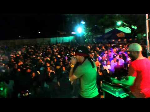 Concierto Rey De Rocha En Constraibol Con El Twister 20 Enero 2013