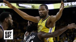 The Clippers' plan to neutralize Kevin Durant is working – Jalen Rose | Get Up!