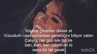 Selena Gomez(s) Part - Taki Taki (Türkçe)