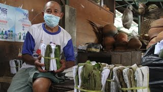 Pedagang Pasar Rembang Tak Tahu Ada Program #JatengDiRumahSaja