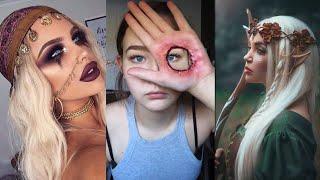 Top 15 Easy Halloween Makeup Tutorials Compilation 2018
