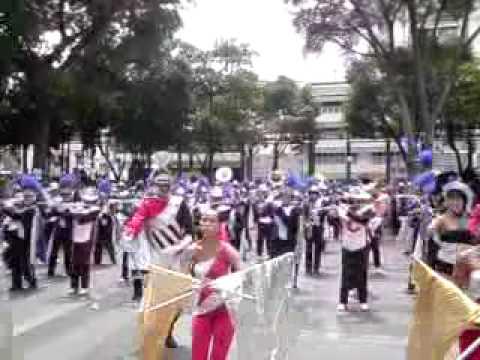 BANDA SHOW MANUEL PLACIDO Y REAL BANDA JUVENIL