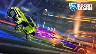 Trying the most unpopular cars in Rocket League
