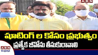 Nandamuri Balakrishna reacts on present situation in Tolly..