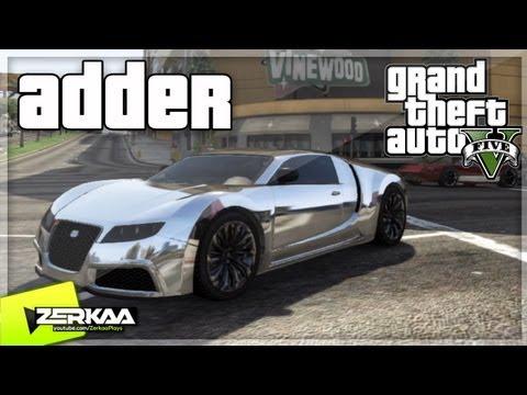 GTA V Secret Car Location |