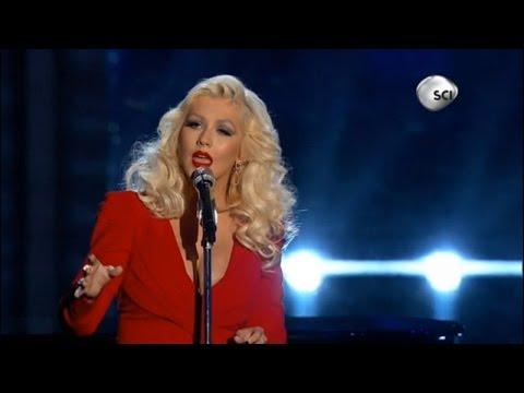 Christina Aguilera - Beautiful - 2015 Breakthrough Prize Awards
