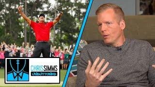 Chris Simms, Liam McHugh reflect on Tiger's Masters win   Chris Simms Unbuttoned   NBC Sports