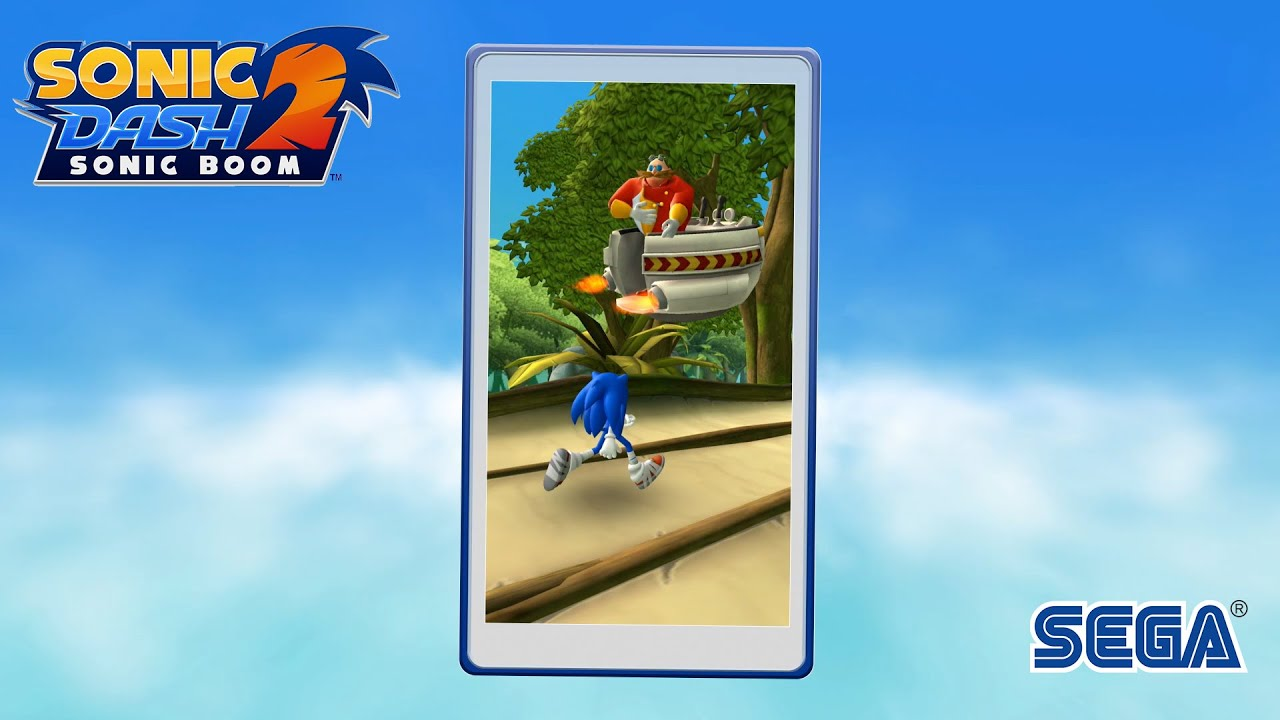 Play Sonic Dash 2: Sonic Boom on PC 1