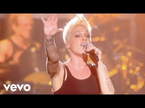 P!nk - Leave Me Alone (I'm Lonely) (from Live from Wembley Arena, London, England)