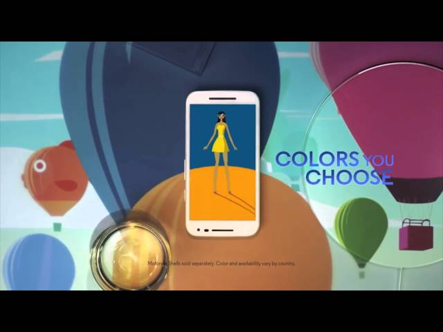 Belsimpel-productvideo voor de Motorola Moto G (3rd Gen)