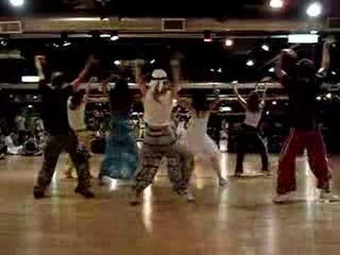 舞孃完整版--老師示範