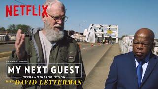 Obama on John Lewis and the Edmund Pettus Bridge | My Next Guest Needs No Introduction | Netflix