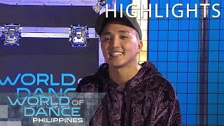 World Of Dance Philippines: Meet Jay from General Santos