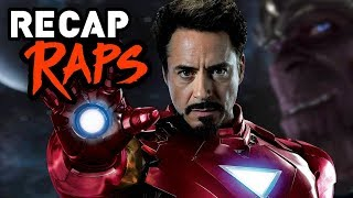 Marvel Cinematic Universe [Recap Rap]