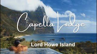 Capella Lodge Lord Howe Island, NSW
