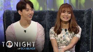 TWBA Online Exclusive: Devon Seron and Jin Ju Hyung