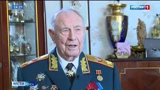 Рано утром в столице умер последний маршал Советского Союза Дмитрий Язов